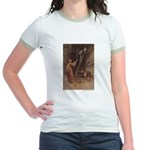 Warwick Goble's Parsley Jr. Ringer T-Shirt