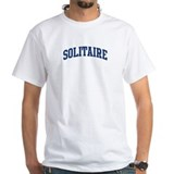 Solitaire (blue curve) Shirt