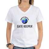 World's Greatest GATE KEEPER Shirt