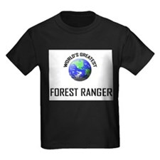 World's Greatest FOREST RANGER T