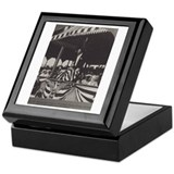 Teddy Roosevelt Keepsake Box