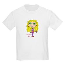 Material Girl Kids T-Shirt