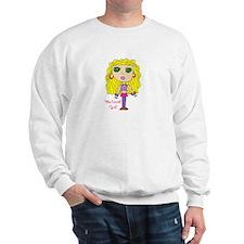 Material Girl Sweatshirt