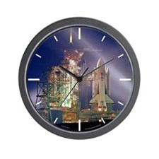 Space Shuttle Columbia Wall Clock