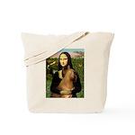 Mona / Briard Tote Bag