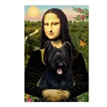 Mona / Briard Postcards (Package of 8)