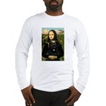 Mona / Briard Long Sleeve T-Shirt
