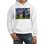 Starry - 2 Briards Hooded Sweatshirt
