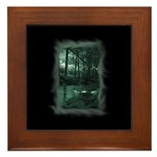 Enchanted Forest Framed Tile