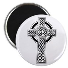 "Celtic Knot Cross 2.25"" Magnet (10 pack)"