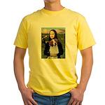Mona / Brittany S Yellow T-Shirt