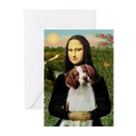 Mona / Brittany S Greeting Cards (Pk of 20)