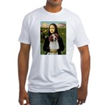 Mona / Brittany S Fitted T-Shirt