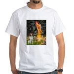 Fairies / Brittany S White T-Shirt