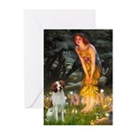Fairies / Brittany S Greeting Cards (Pk of 20)