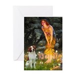 Fairies / Brittany S Greeting Card