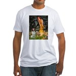 Fairies / Brittany S Fitted T-Shirt