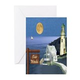 Fair Winds Cottage Greeting Cards (Pk of 10)