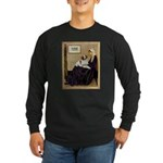 Whistler's /Brittany S Long Sleeve Dark T-Shirt