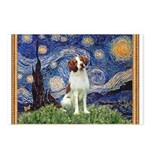Starry / Brittany S Postcards (Package of 8)