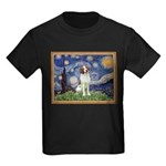 Starry / Brittany S Kids Dark T-Shirt