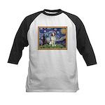 Starry / Brittany S Kids Baseball Jersey