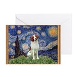 Starry / Brittany S Greeting Cards (Pk of 20)