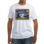 Starry / Brittany S Fitted T-Shirt