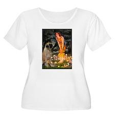 Fairies / Bullmastiff T-Shirt