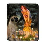 Fairies / Bullmastiff Mousepad