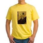 Whistler's / Bullmastiff Yellow T-Shirt