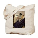 Whistler's / Bullmastiff Tote Bag