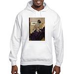 Whistler's / Bullmastiff Hooded Sweatshirt