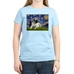 Starry / Bullmastiff Women's Light T-Shirt