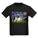 Starry / Bullmastiff Kids Dark T-Shirt