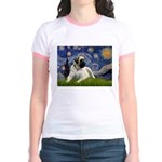 Starry / Bullmastiff Jr. Ringer T-Shirt