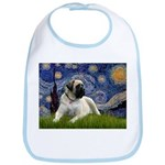 Starry / Bullmastiff Bib