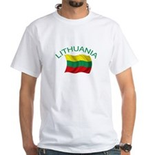 Lithuanian Flag Shirt