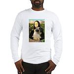Mona /Bullmastiff Long Sleeve T-Shirt