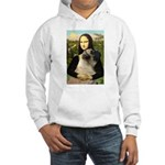 Mona /Bullmastiff Hooded Sweatshirt
