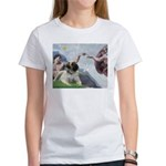 Creation / Bullmastiff Women's T-Shirt