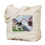 Creation / Bullmastiff Tote Bag