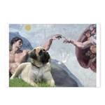 Creation / Bullmastiff Postcards (Package of 8)