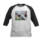 Creation / Bullmastiff Kids Baseball Jersey