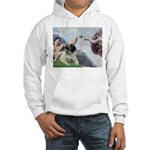 Creation / Bullmastiff Hooded Sweatshirt