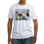 Creation / Bullmastiff Fitted T-Shirt