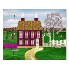 Cherry Tree Farm Unframed Print