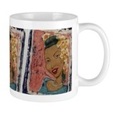 "Billie ""Holiday Brew"" Small Mug"