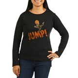 Basketball Jump Frog T-Shirt