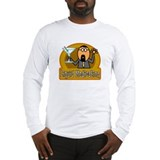 Funny Martini Long Sleeve T-Shirt